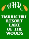 Harris Hill Resort - Lake of the Woods, Ontario, Canada